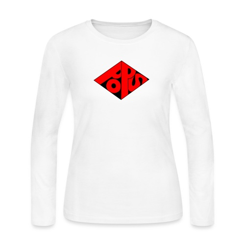 logoshirt - Women's Long Sleeve Jersey T-Shirt
