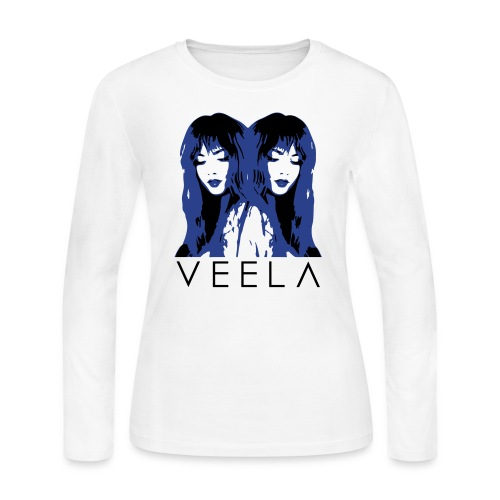 Double Veela Light Women's - Women's Long Sleeve Jersey T-Shirt