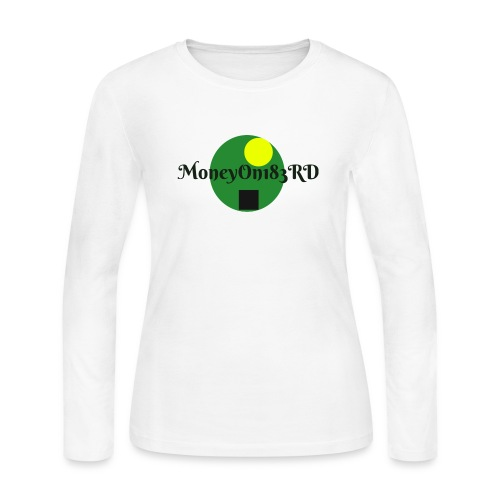 MoneyOn183rd - Women's Long Sleeve Jersey T-Shirt