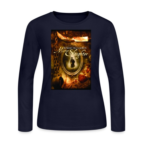 mister slaughter - Women's Long Sleeve Jersey T-Shirt