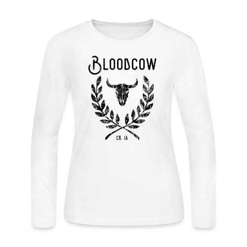 Bloodorg T-Shirts - Women's Long Sleeve Jersey T-Shirt