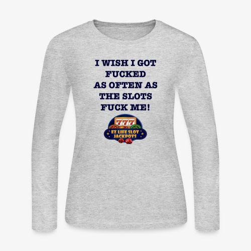 I Wish I got... - Women's Long Sleeve Jersey T-Shirt