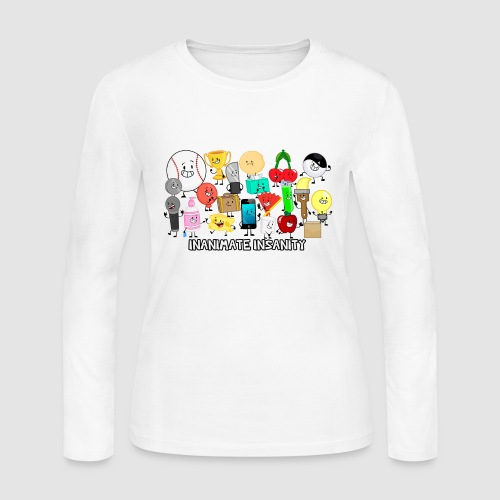 II II Group - Women's Long Sleeve Jersey T-Shirt