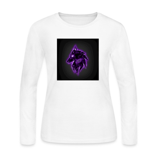 wolf jumper - Women's Long Sleeve Jersey T-Shirt