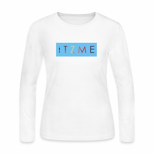 ItzMe - Women's Long Sleeve Jersey T-Shirt