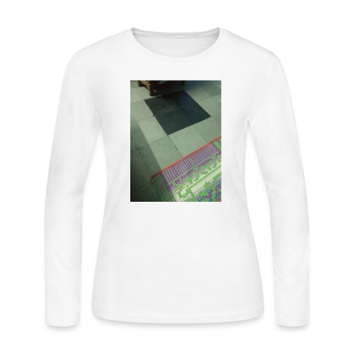 Test product - Women's Long Sleeve Jersey T-Shirt