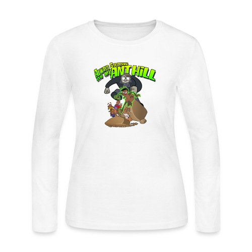 Ant Bully - Women's Long Sleeve Jersey T-Shirt
