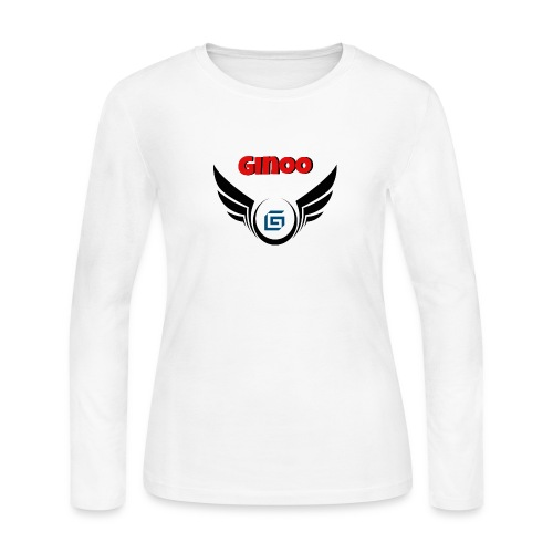 Ginoo T-Shirt - Women's Long Sleeve Jersey T-Shirt