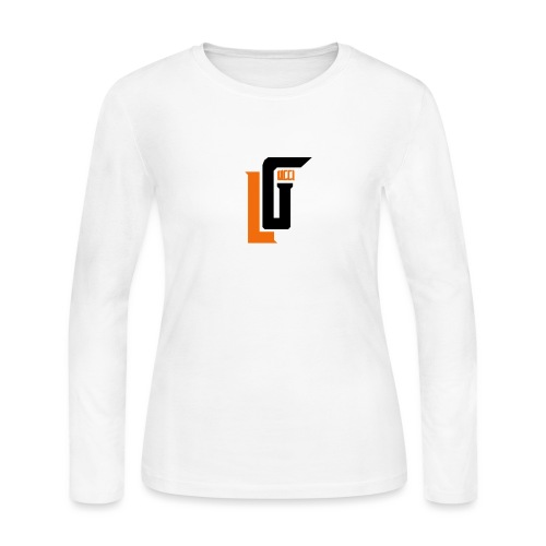 Lil Gucci Logo Hoodie - Mens - Women's Long Sleeve Jersey T-Shirt