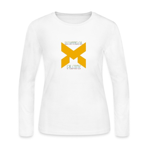 MasterAlPlayz - Women's Long Sleeve Jersey T-Shirt