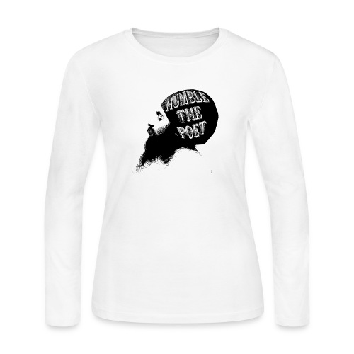 Humble The Poet - Women's Long Sleeve Jersey T-Shirt