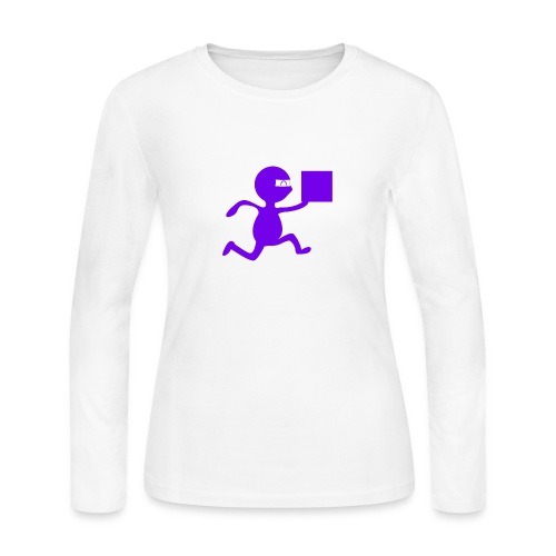 FedEx Ninja - Women's Long Sleeve Jersey T-Shirt