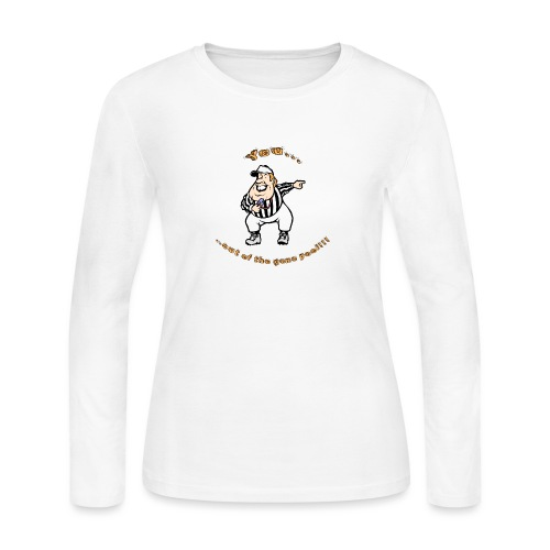 Out of the Gene Pool - Women's Long Sleeve Jersey T-Shirt
