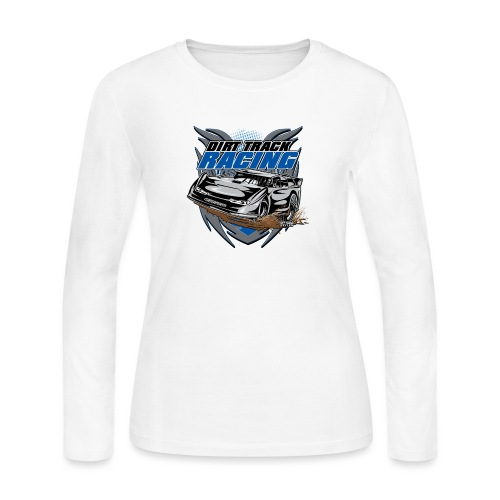 Modified Car Racer - Women's Long Sleeve Jersey T-Shirt