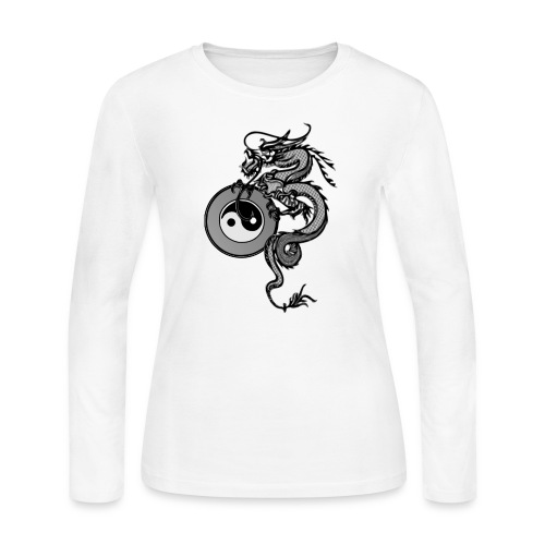 dragon - Women's Long Sleeve Jersey T-Shirt