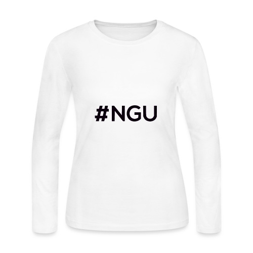 logo 11 final - Women's Long Sleeve Jersey T-Shirt