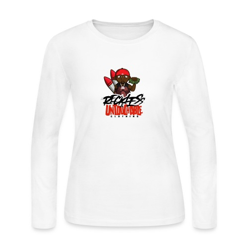 Reckless and Untouchable_1 - Women's Long Sleeve T-Shirt