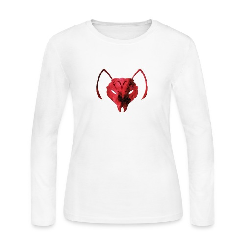 MozLogo1 - Women's Long Sleeve Jersey T-Shirt