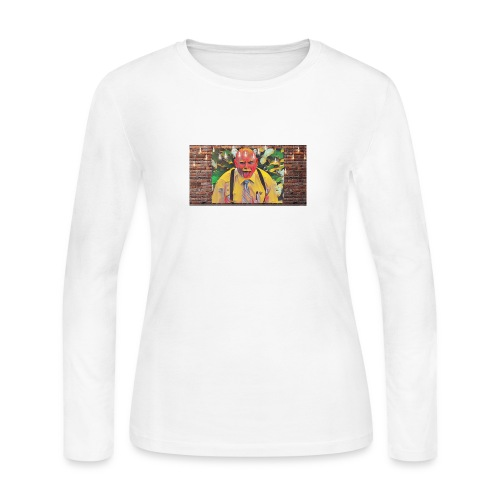 Dr Kelsey - Women's Long Sleeve Jersey T-Shirt
