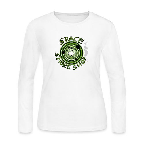 VIdeo Game Logo - Women's Long Sleeve Jersey T-Shirt