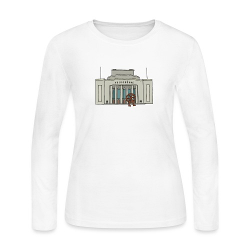 Volksbühne Berlin - Women's Long Sleeve Jersey T-Shirt