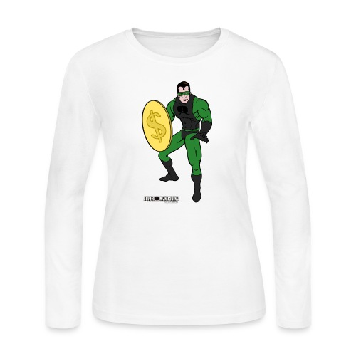 Superhero 4 - Women's Long Sleeve Jersey T-Shirt