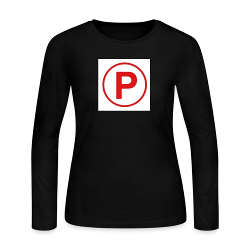 Presto569 Gaming Logo - Women's Long Sleeve Jersey T-Shirt