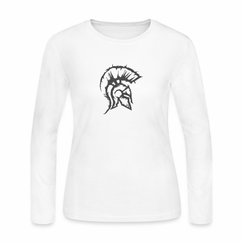 the knight - Women's Long Sleeve Jersey T-Shirt