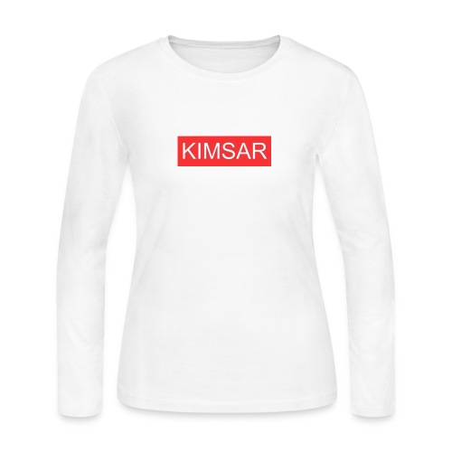 image - Women's Long Sleeve Jersey T-Shirt