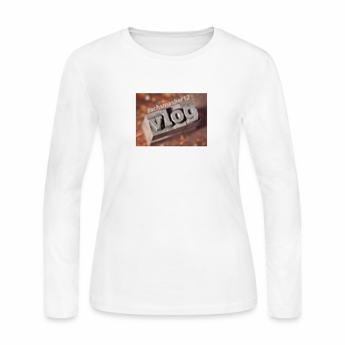Vlog - Women's Long Sleeve Jersey T-Shirt