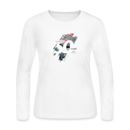 Datsun Sports Nationals 2017 - Women's Long Sleeve Jersey T-Shirt