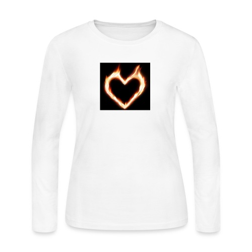 LoveSymbols - Women's Long Sleeve Jersey T-Shirt