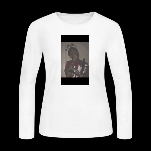PurposeTheBoy - Women's Long Sleeve Jersey T-Shirt