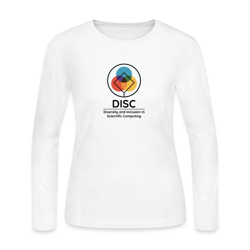 Diversity and Inclusion in Scientific Computing #2 - Women's Long Sleeve Jersey T-Shirt