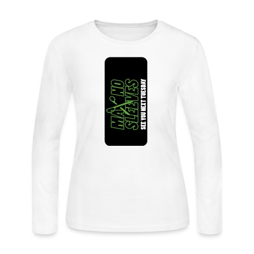 syntiphone5 - Women's Long Sleeve Jersey T-Shirt