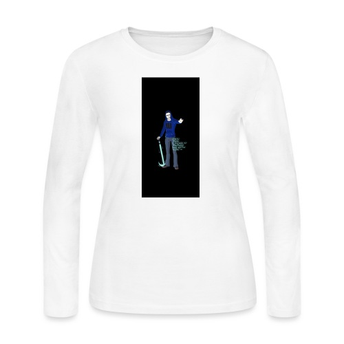 stuff i5 - Women's Long Sleeve Jersey T-Shirt