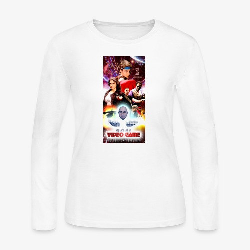 Phone Case Test png - Women's Long Sleeve Jersey T-Shirt