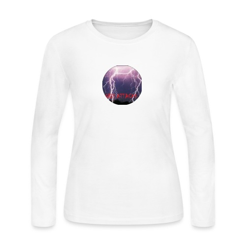 ATTACK - Women's Long Sleeve Jersey T-Shirt