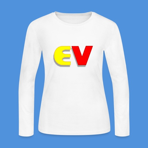 Entoro Vace Logo - Women's Long Sleeve Jersey T-Shirt