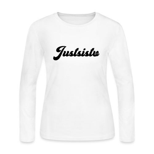 Justsistv - Women's Long Sleeve Jersey T-Shirt