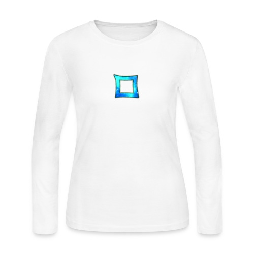 Quim Logo - Women's Long Sleeve Jersey T-Shirt
