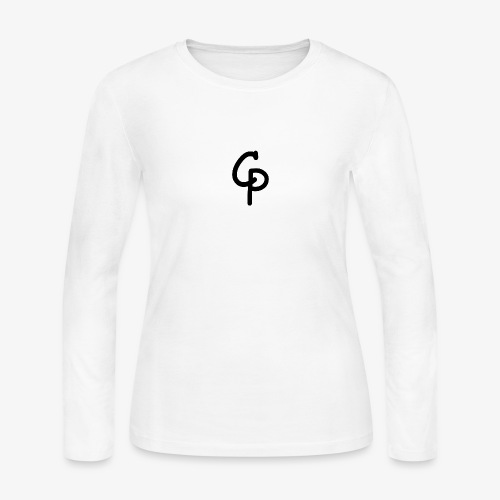 CP Logo Merch - Women's Long Sleeve Jersey T-Shirt