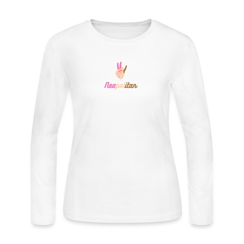 Neapolitan - Women's Long Sleeve Jersey T-Shirt