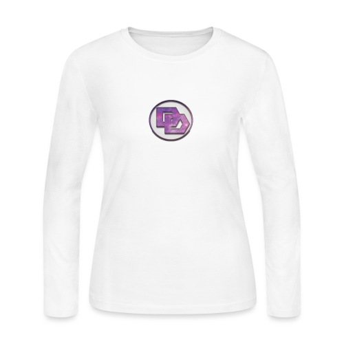 DerpDagg Logo - Women's Long Sleeve Jersey T-Shirt