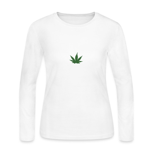 LEAF PRODUCTS - Women's Long Sleeve Jersey T-Shirt