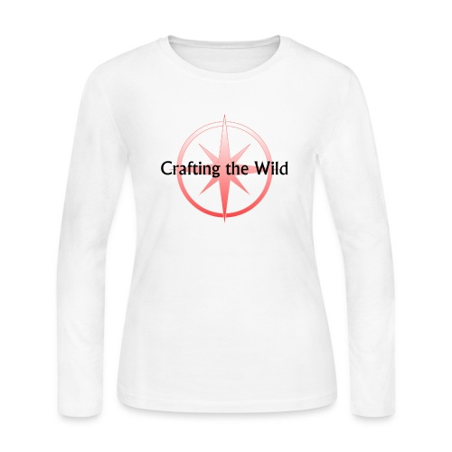 Crafting The Wild - Women's Long Sleeve Jersey T-Shirt