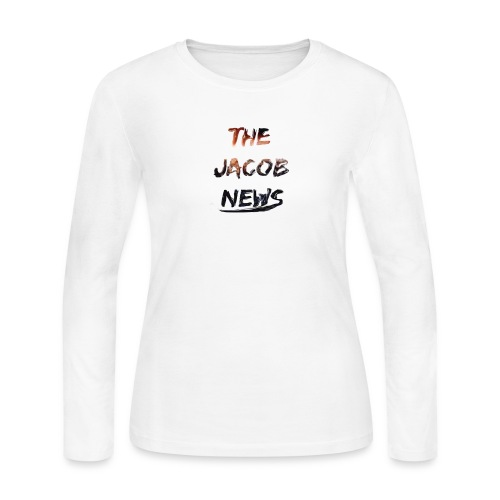 jacob news - Women's Long Sleeve Jersey T-Shirt