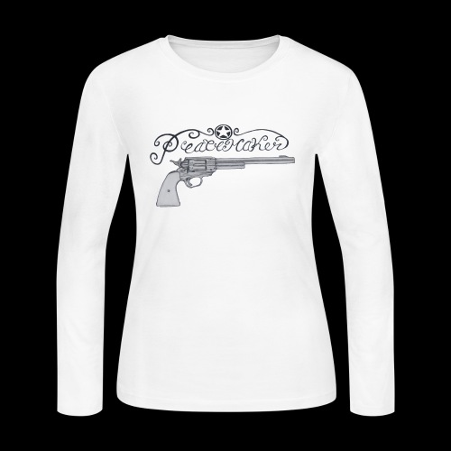 Peacemaker - Women's Long Sleeve Jersey T-Shirt