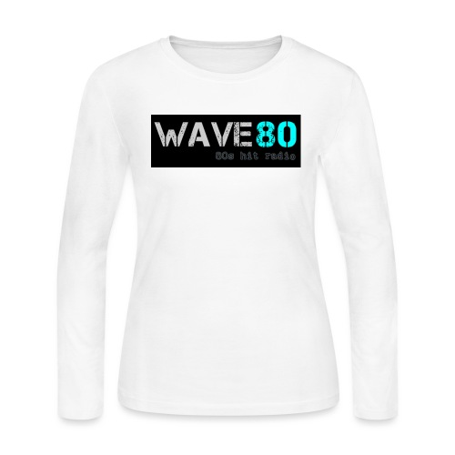Main Logo - Women's Long Sleeve Jersey T-Shirt