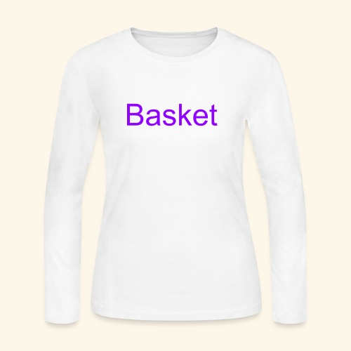 merch - Women's Long Sleeve Jersey T-Shirt